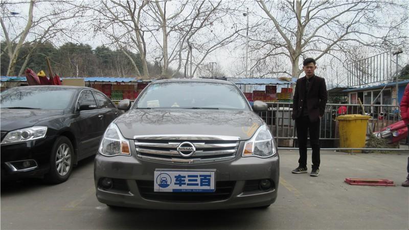 日产2012款 轩逸 1.6l 手动 xl 经典豪华版